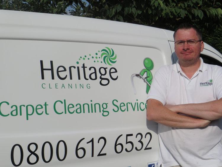 Heritage Cleaning Swindon